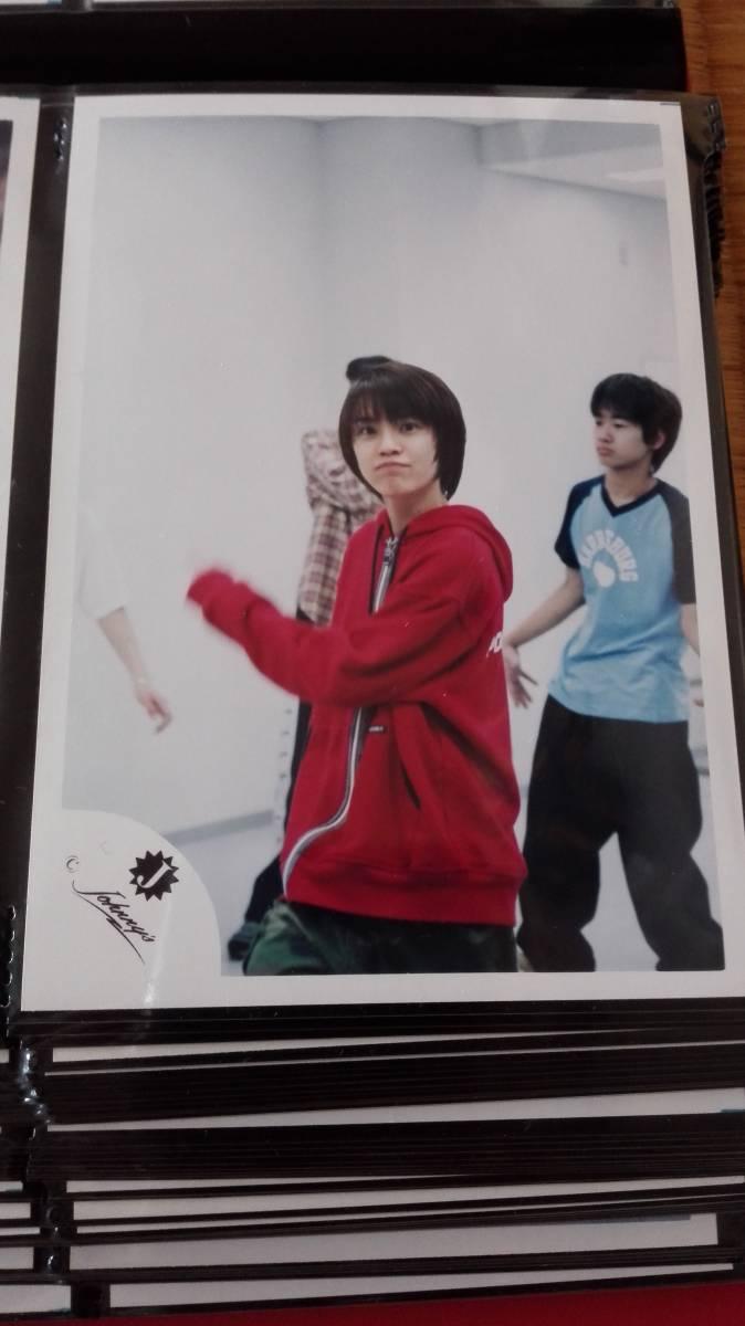 1■関ジャニ∞ 渋谷すばる 公式写真 ジャニーズSHOP Jr.時代■
