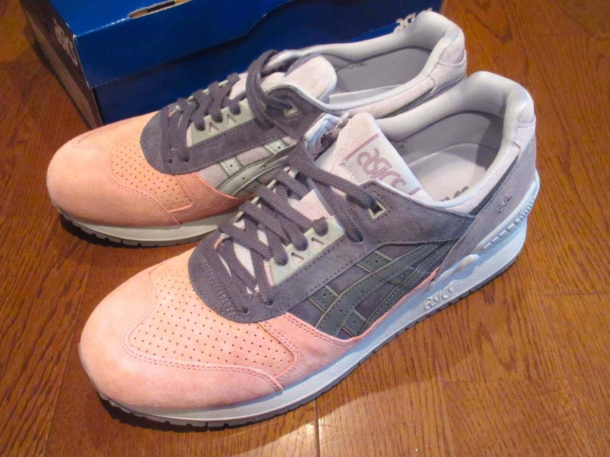 best authentic aca09 9eb8f ASICS TIGER GEL RESPECTOR JAPANESE GARDENS PACK ( inspection ...