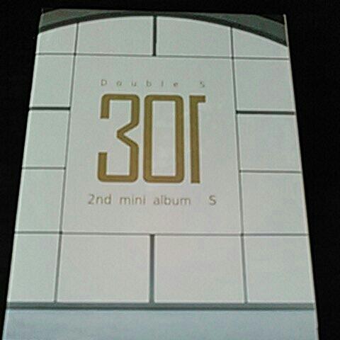 301 DVD S 限定版 SS501 SS301 double s 301 キム・ヒョンジュン キム・キュジョン ホヨンセン  コンサートグッズの画像
