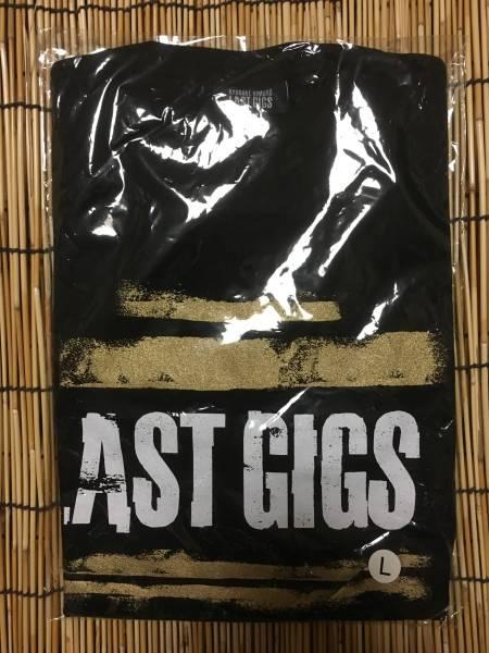氷室京介【LAST GIGS】Local ver. Tシャツ 大阪 (Lサイズ)