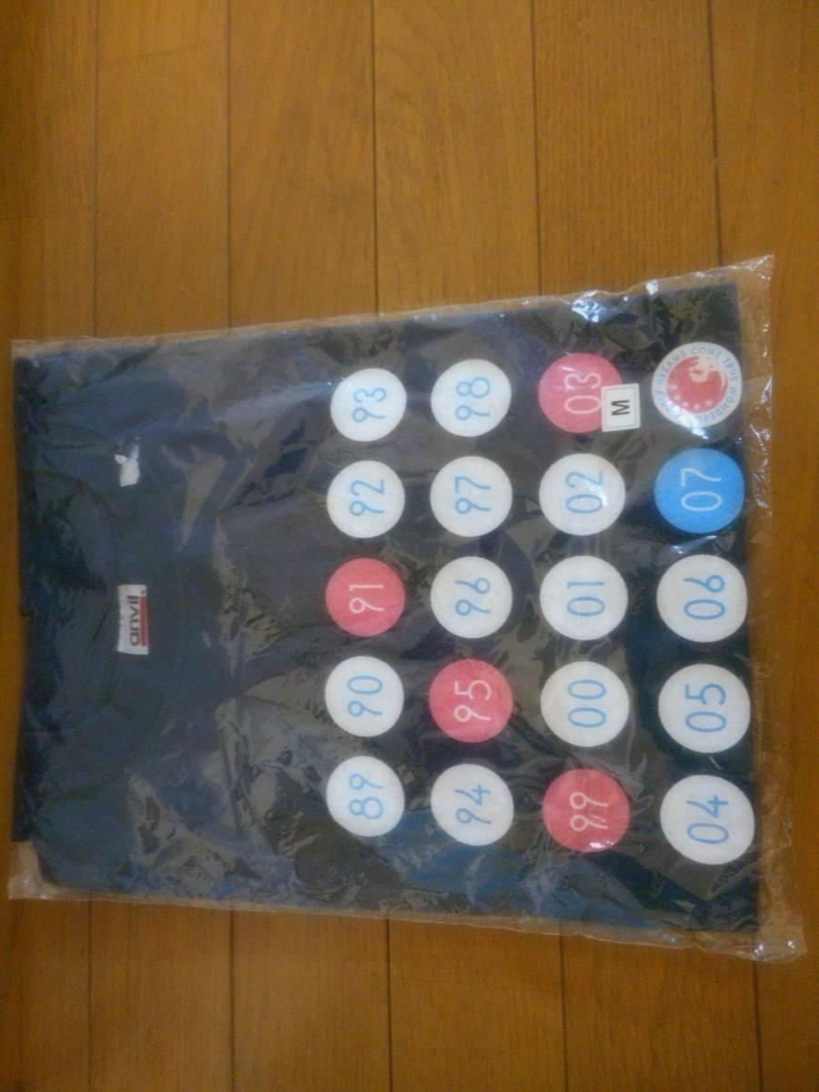 ドリカムワンダーランド2007:Tシャツ サイズM 紺 未開封 即決 送料込