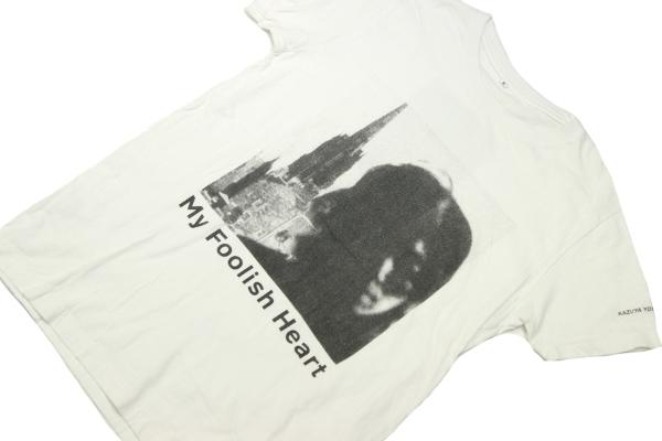 2006 吉井和哉 ツアー Tシャツ Sサイズ 白  YOSHII KAZUYA  THE YELLOW MONKEY