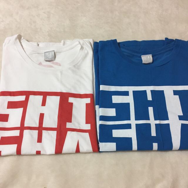 SHISHAMO グッズ ロゴTシャツセット ライブグッズの画像