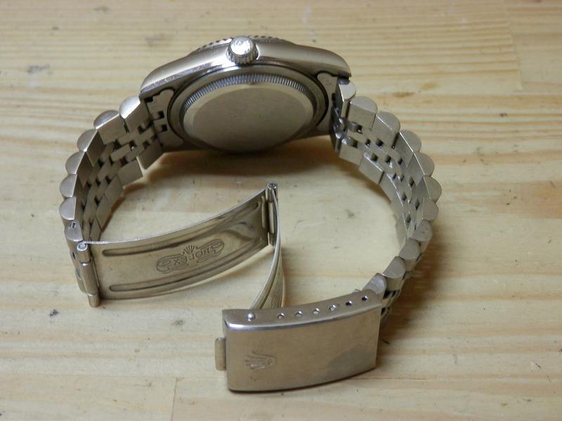ロレックス デイトジャスト メンズ腕時計 アンティーク_画像3