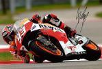 マルク・マルケス 直筆サインフォト ケース証明書付 MotoGP