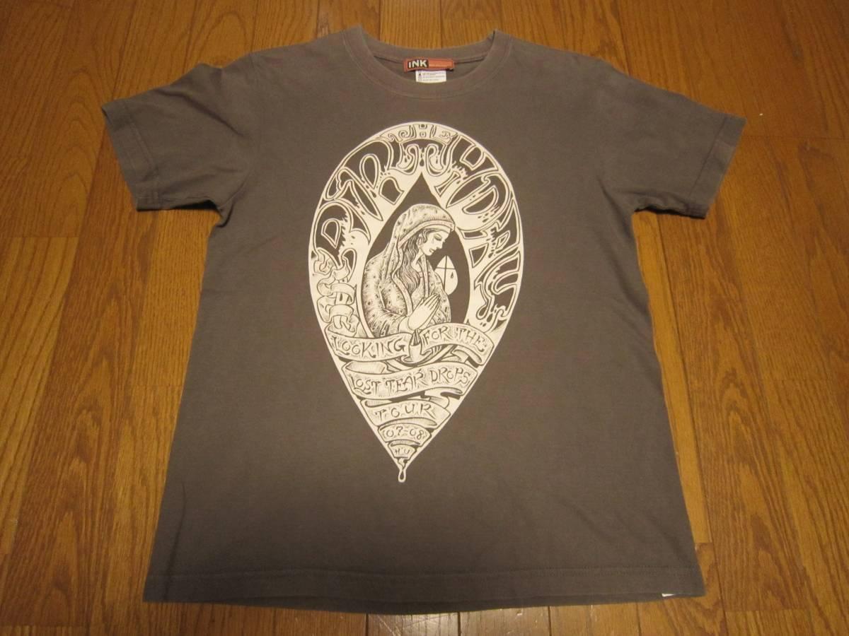 178-79/The Birthday/バースデイ/2007-2008年ツアーTシャツ/S