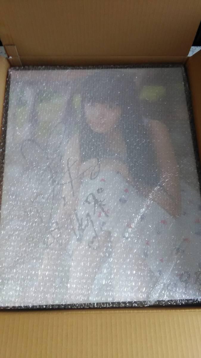 【私立恵比寿中学】私立恵比寿中学 星名美怜★サイン 写真パネル 009番 ライブグッズの画像