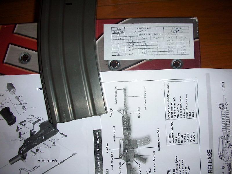 【ARES】 M4A1 ハイトルクモーター仕様 動作快調! 検)マルイ m16 m733 sr16 xm177 ar15 _画像3