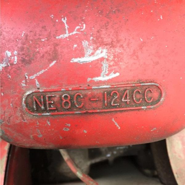 エンジン始動確認済 書類有 格安配送1959年式 シルバーピジョン C83 ボビーデラックス 三菱 旧車 レストアベース 北海道 札幌_画像3