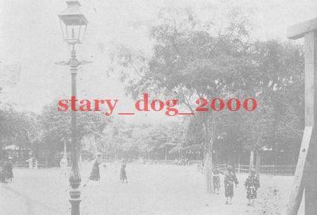 複製復刻 絵葉書/古写真 東京 日本橋 坂本公園 明治40年 TS_104_画像1