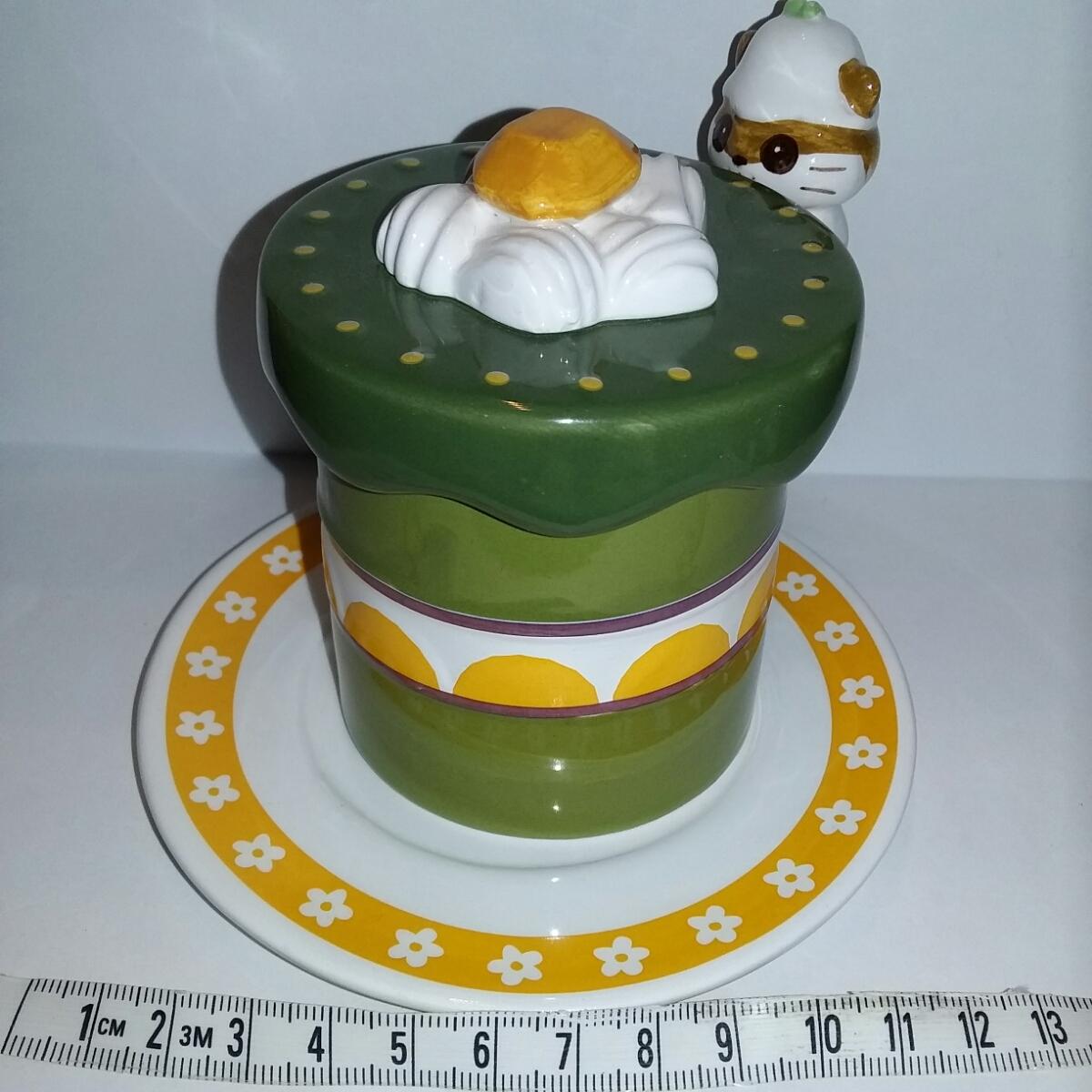 当時もの コロコロクリリン カップ &ソーサー 陶器 2000年 レトロサンリオ グッズの画像