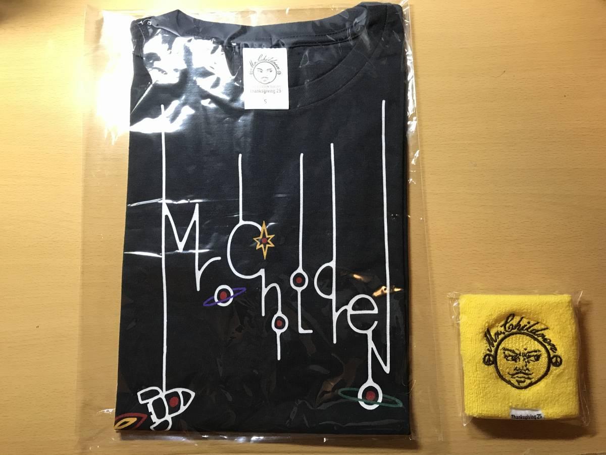 Mr.Children Endless Journey Tシャツ Sサイズ リストバンド Thanksgiving 25 ミスチル グッズ