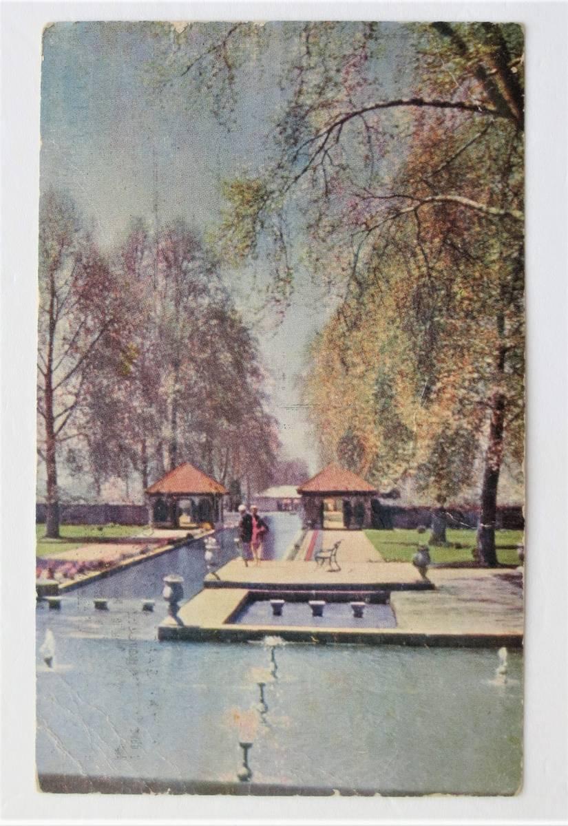 シャリマー庭園 ユネスコ世界遺産 パキスタン 1965_シャリマー庭園