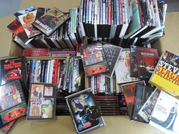 1円☆DVDまとめて330本以上セット/転売/アニメ/洋画/映画/音楽etc
