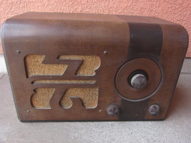 真空管 ラジオ ナショナル 国策2号 KS-2 ジャンク