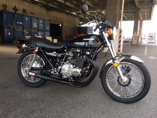 Kawasaki Z1(900) 爆発 岩城滉一仕様!!第二弾!!