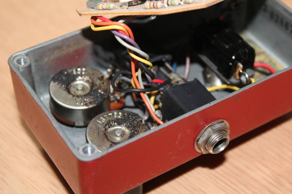 『値下げ』[中古]MXR dyna comp ダイナコンプ 1979年製 Vintage ヴィンテージ MXR コンプレッサー_画像3