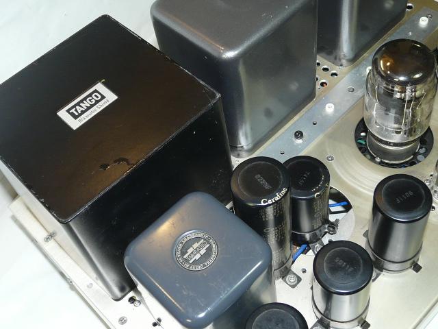 ◆自作 真空管アンプ TANGO タンゴ TAMRADIO トランス搭載!《ジャンク扱い》_画像2