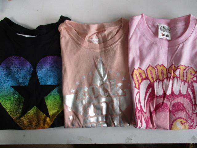 B'Z Tシャツ3点 未使用セット ライブグッズの画像