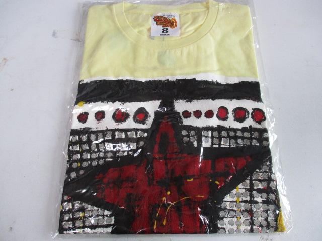 B'Z Tシャツ 未開封 CIRCLE OF ROCK ライブグッズの画像
