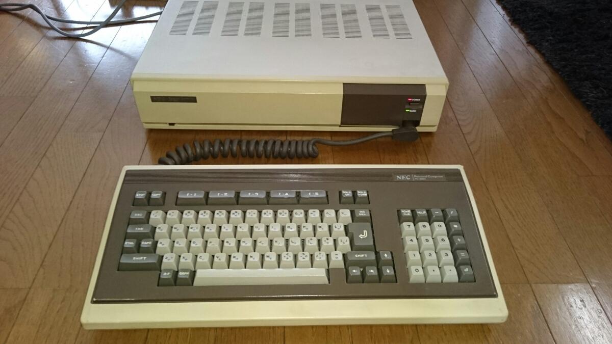 PC8801 NEC