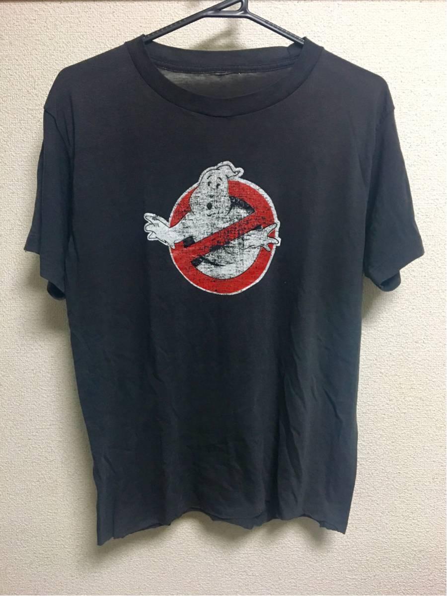 ビンテージ ゴーストバスターズ Tシャツ 80s シングルステッチ ロック レア