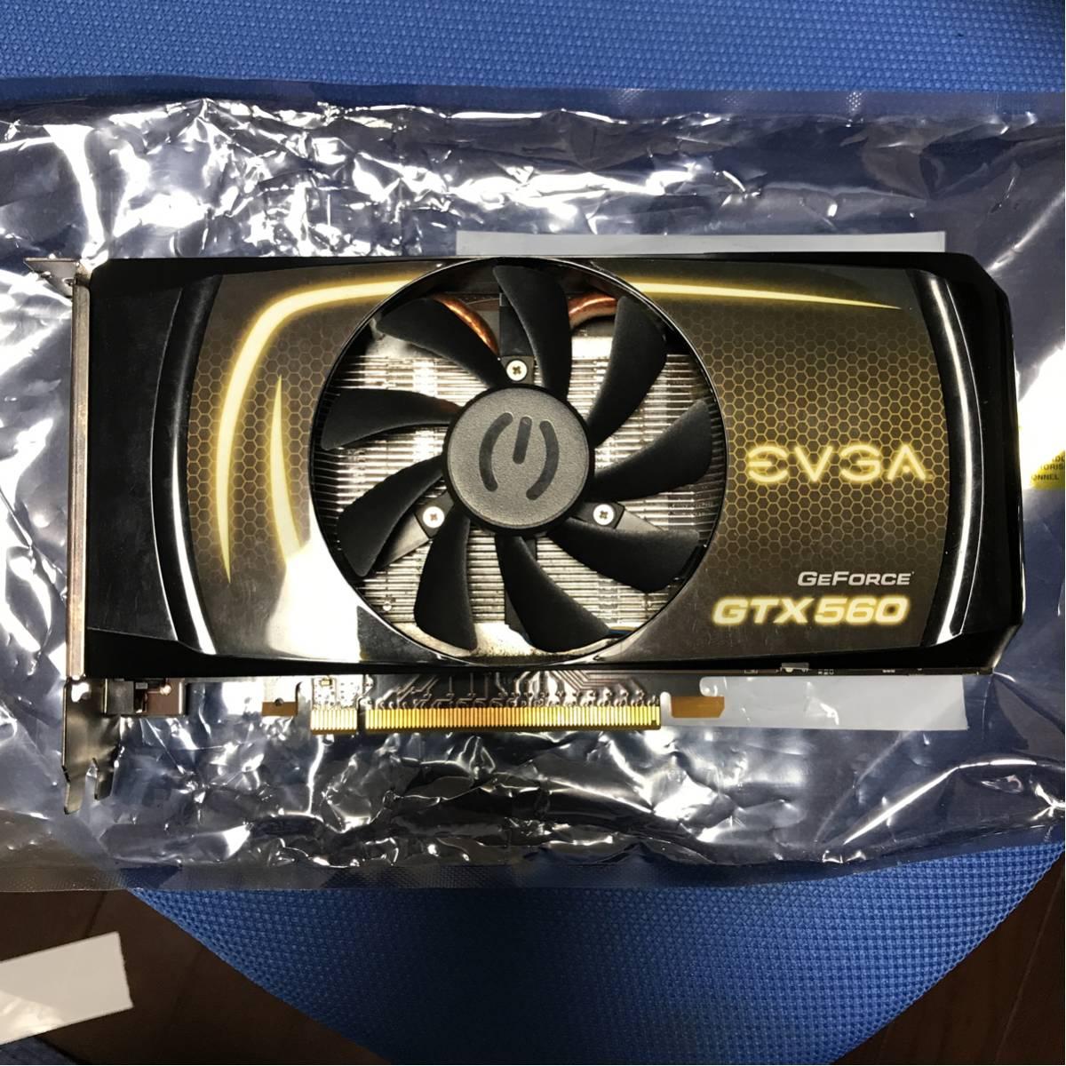 EVGA GTX560 1GB