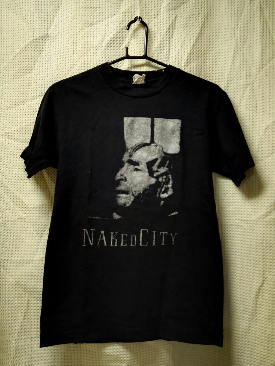 09 バンドTシャツ ジョンゾーン ネイキッドシティ