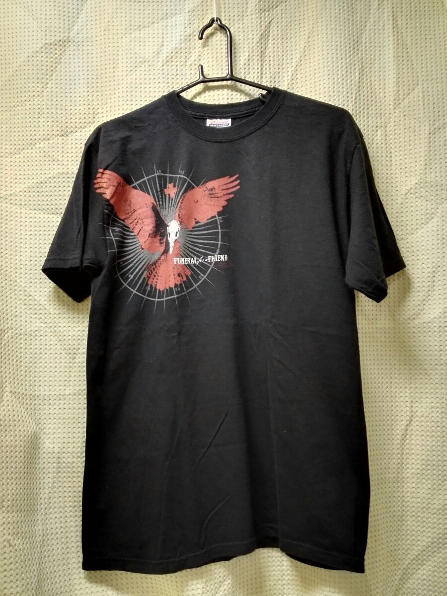 09 バンドTシャツ フューネラルフォーアフレンド 2005年前後
