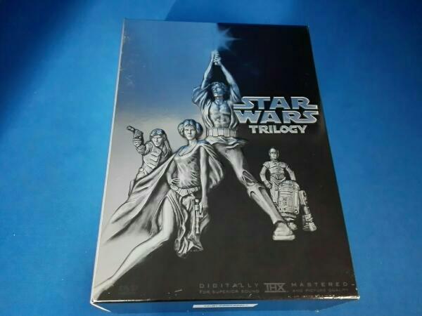 スター・ウォーズ トリロジー DVD-BOX ディズニーグッズの画像