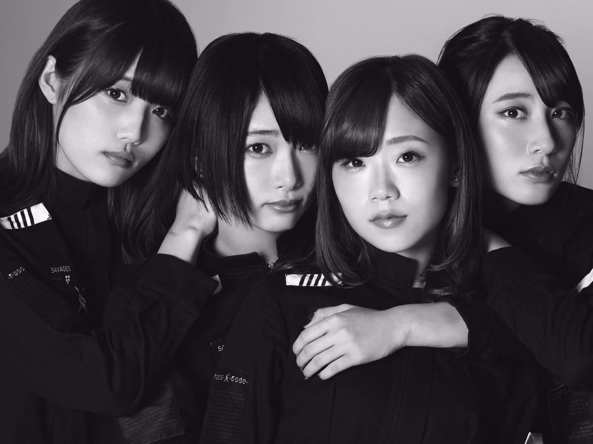 【非売品】PassCode 1stアルバム 『ZENITH』 応援店購入特典 B2ポスター★パスコード