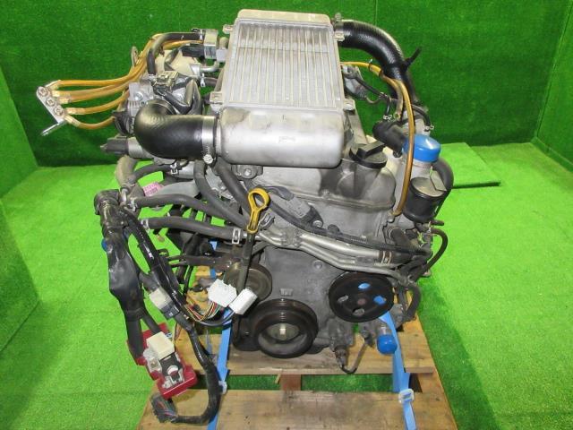 ジムニー JB23W エンジン 6型 82,000㌔♪ テスト済み_画像2
