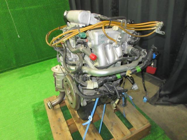 ジムニー JB23W エンジン 6型 82,000㌔♪ テスト済み_画像4