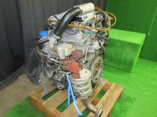 ジムニー JB23W エンジン 6型 82,000㌔♪ テスト済み_画像3