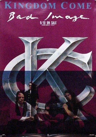 Kingdom Come キングダム・カム B2ポスター (K22009)