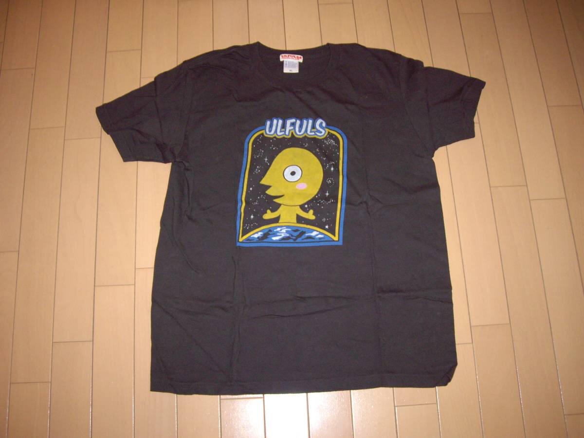 ULFULS ウルフルズ Tシャツ XL ヤッサモッサ 万博 ライブグッズの画像