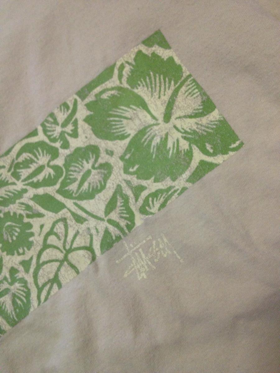 ステューシー Tシャツ made in USA_画像2