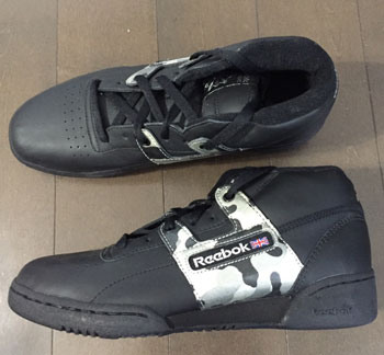 1d44bfe218af rare! Reebok WORK OUT HI CLASSIC unused goods MIDNIGHT RAVE ASAP ...