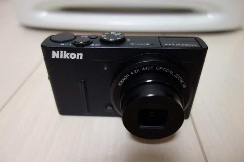 ★ 美品 Nikon COOLPIX P310 デジタルカメラ 限定純正ケース付