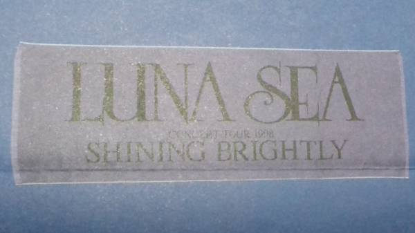 ★【LUNA SEA】★タオル④★SUGIZO INORAN RYUICHI