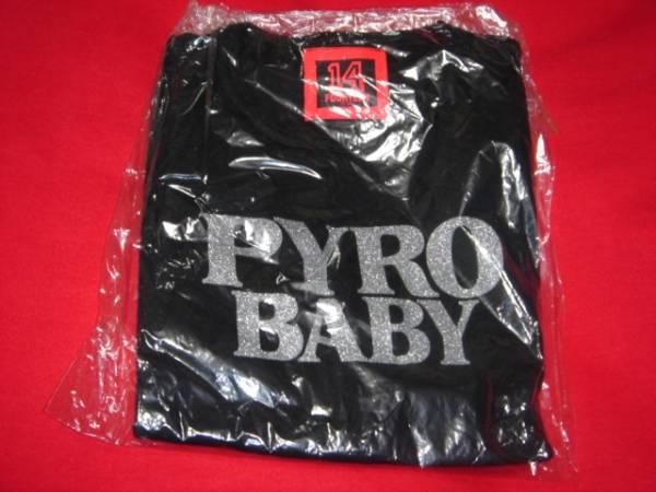 ★★★【J】PYRO BABY・Tシャツ★★★LUNA SEA J ルナシー