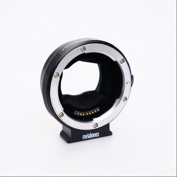 完動品 METABONES SONY E Canon EF 電子接点付アダプター付 Ver4 IV_画像2