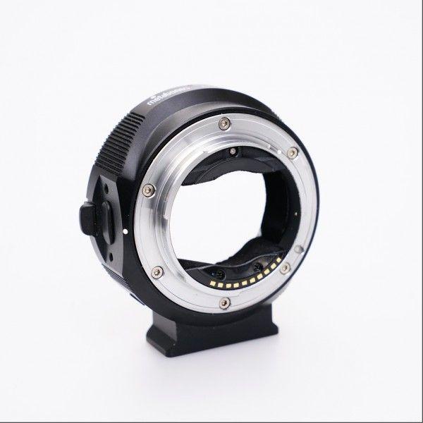 完動品 METABONES SONY E Canon EF 電子接点付アダプター付 Ver4 IV_画像3