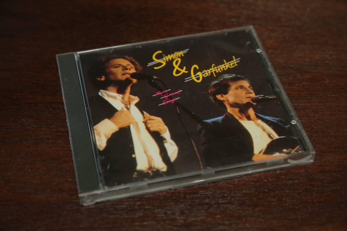 Simon & Garfunkel サイモン&ガーファンクル 輸入盤[More Great Songs] 美品