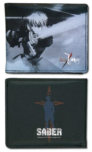 Fate/Zero セイバー & 衛宮 切嗣 財布 グッズ 北米版 グッズの画像