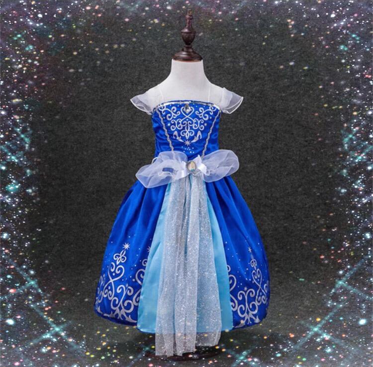 ディズニー シンデレラ プリンセス ドレス 100cm