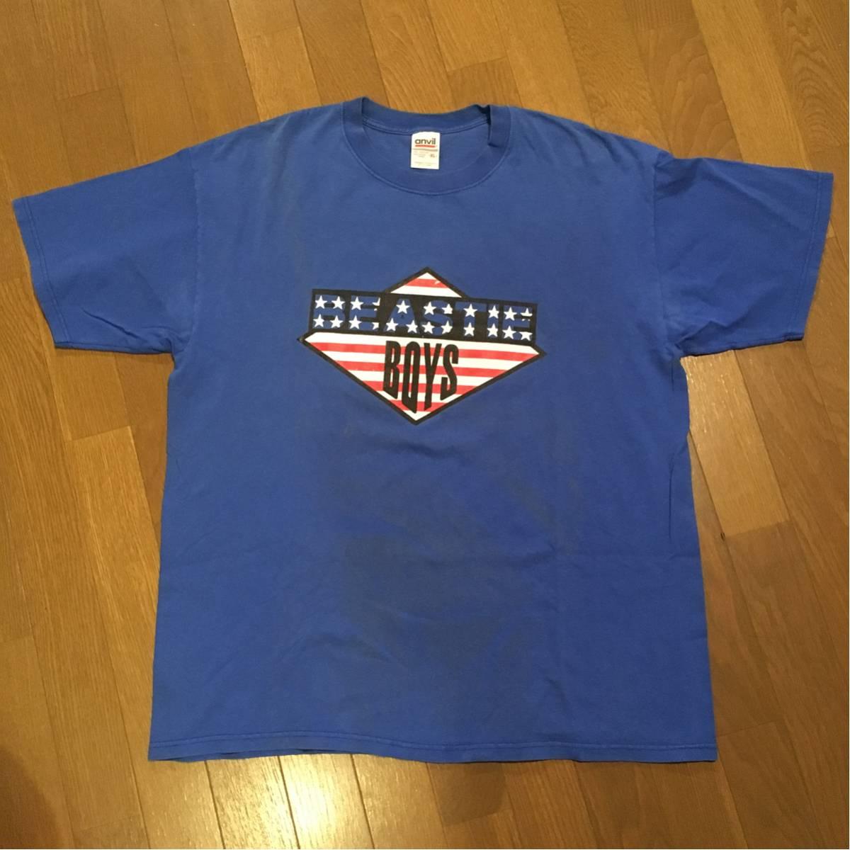 ビースティボーイズ ヴィンテージ Tシャツ beastie boys