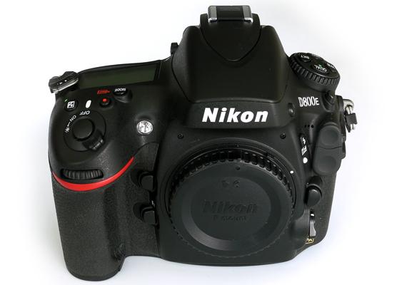★美品! NIKON D800E 元箱・全付属品完備・ レリーズ/ワイヤレスレリーズ/予備バッテリー