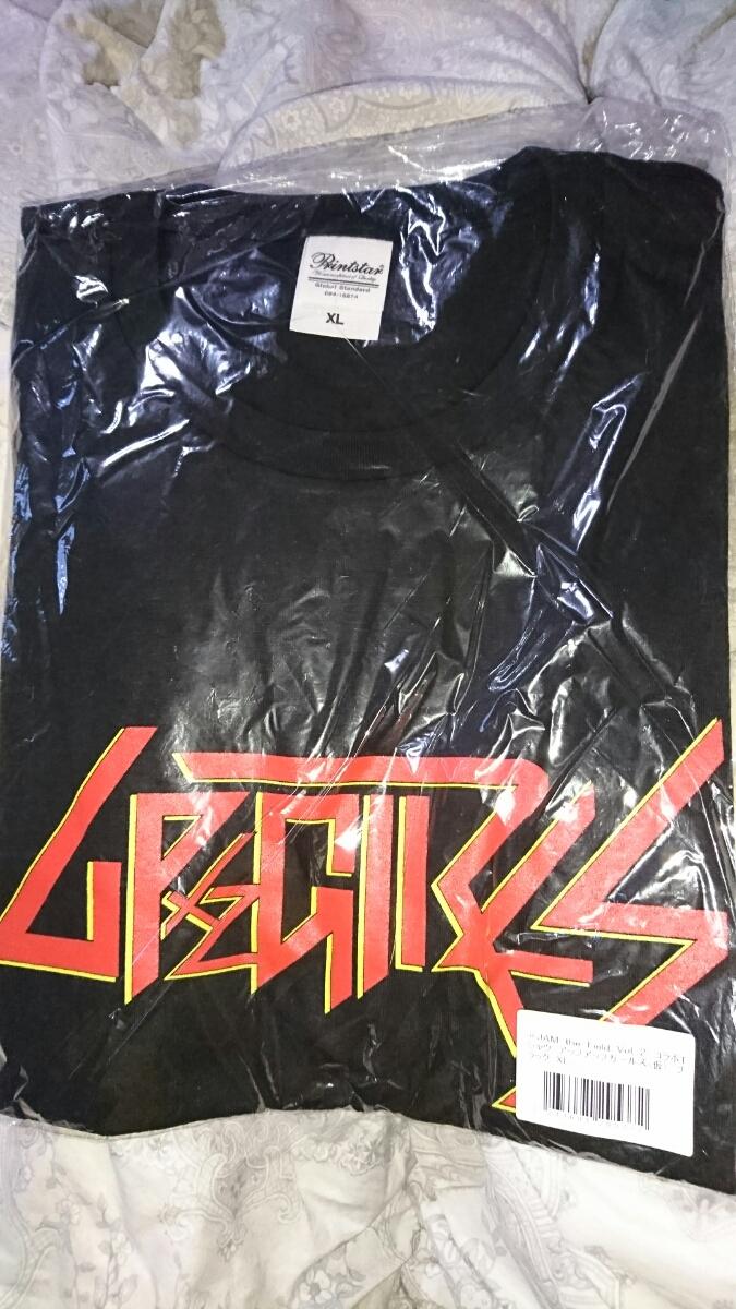 アップアップガールズ(仮) @JAMコラボ Tシャツ XLサイズ ライブグッズの画像