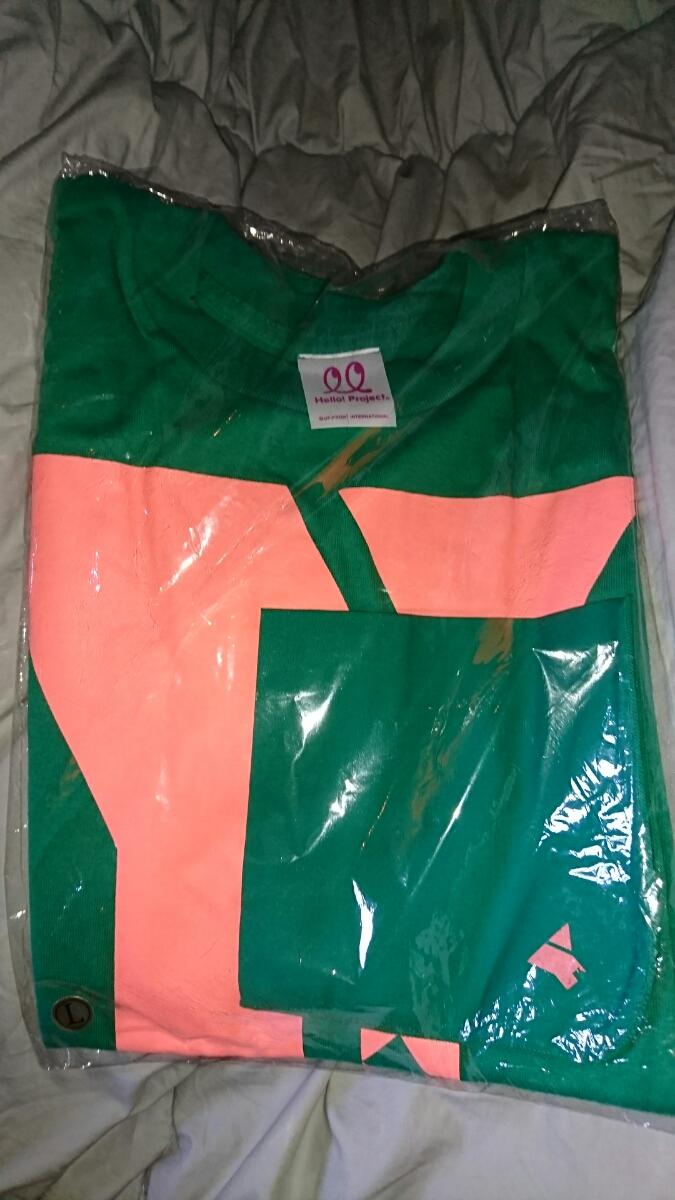 Berryz工房 熊井友理奈 目立ちたいっ ツアーTシャツ セット コンサートグッズの画像